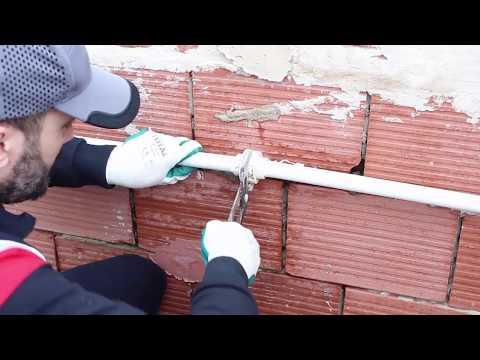 اصلاح تسربات مياه المنزل في [05] دقائق فقط ???? Tubing cpvc repair