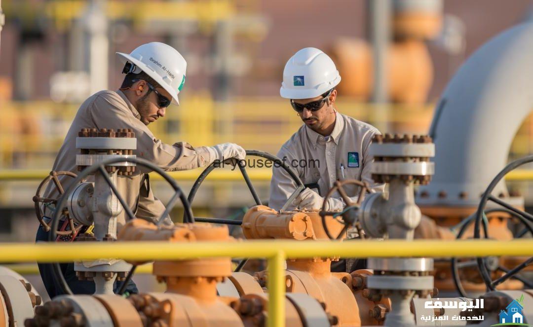 اصلاح خطوط الغاز بالدمام