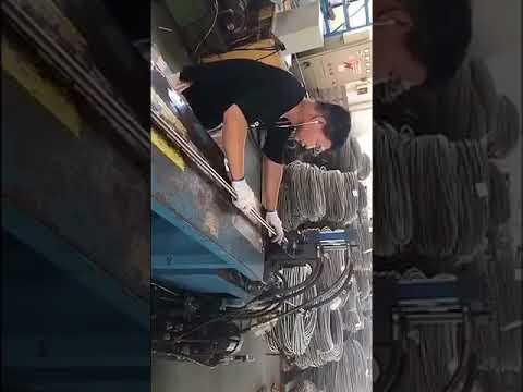 زيارة مصنع مواسير الغاز في الصين
